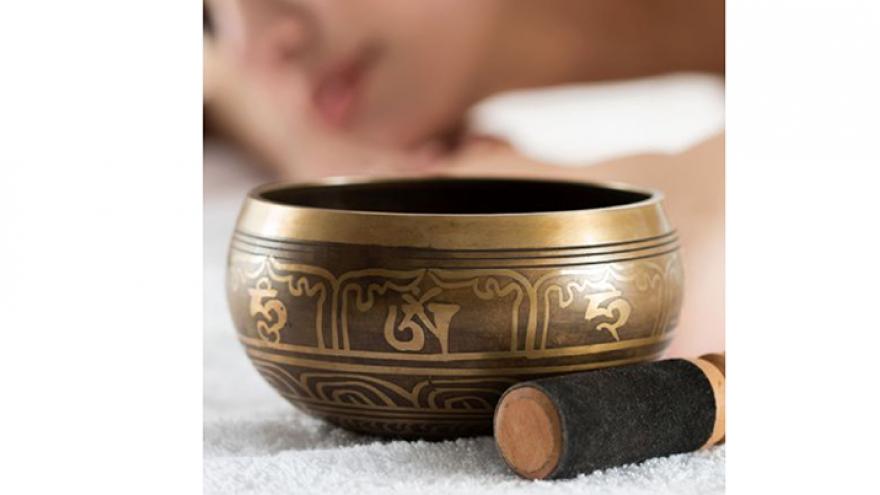 Tibetietiškas masažas Komala Swara+Dovana