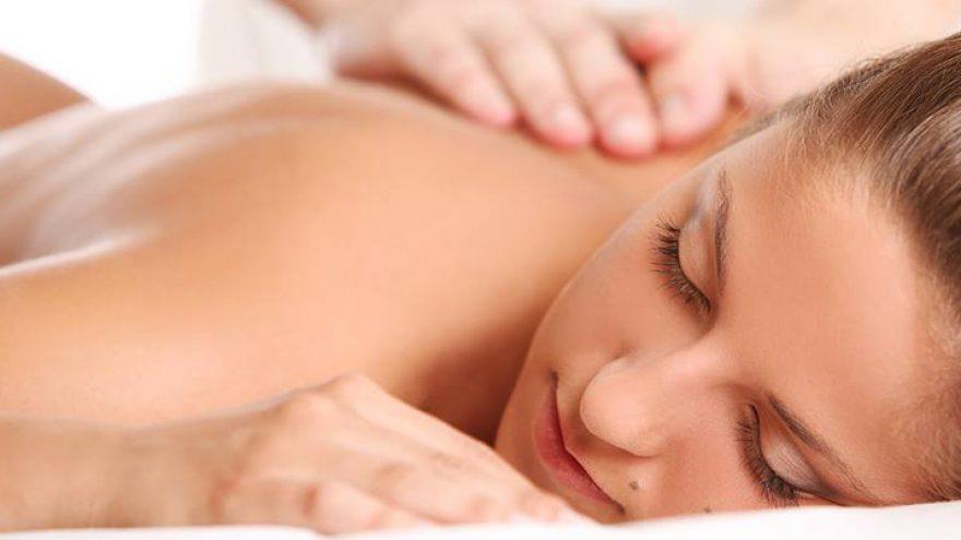 Gydomasis nugaros – sprando masažas 30 min.
