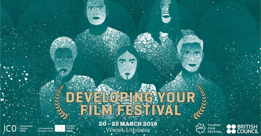 """Dar vienas """"Kino pavasario"""" tarptautinis pripažinimas – pasaulio festivalių organizatoriams skirti mokymai šiemet vyks Vilniuje"""