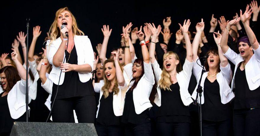 Klaipėdoje – dangiškasis Dublino gospelo choras