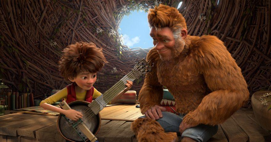 """""""Alvino ir burundukų"""" kūrėjai naujame filme """"Didžiapėdžio vaikis"""" atskleis vieną didžiausių žmonijos paslapčių"""