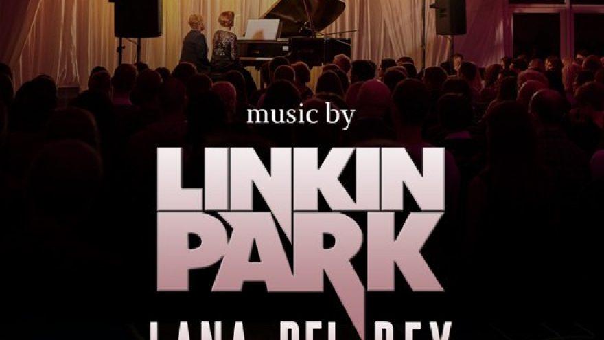 (Perkeltas) (VILNIUS) Rojalis & Violončelė. Music by Linkin Park, Lana Del Rey, One Republic and other