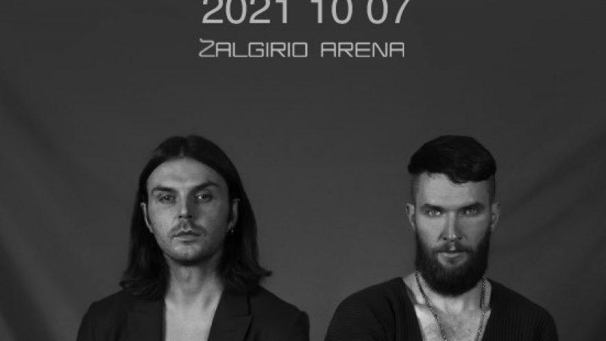 (Perkeltas) HURTS | FAITH TOUR 2021