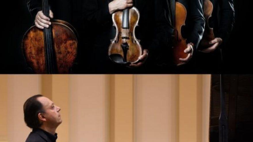 """(Perkeltas) Festivalio uždarymo koncertas. Paolo Giacometti (fortepijonas, Italija-Nyderlandai), kvartetas """"Mettis"""""""