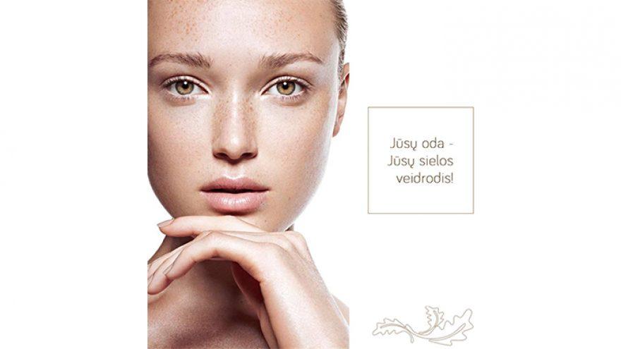 Klasikinė veido procedūra pagal odos tipą ir problemą 60 min.
