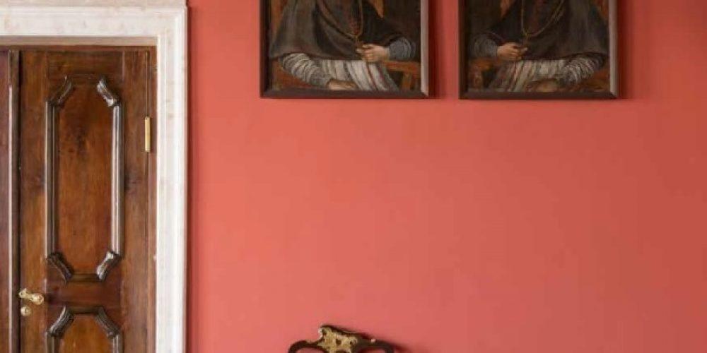 """Liudo Jovaišos knygos """"Vilniaus vyskupai ir jų portretai"""" pristatymas"""