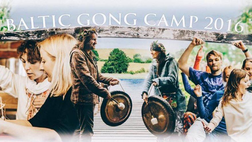 Tarptautinė gongų stovykla