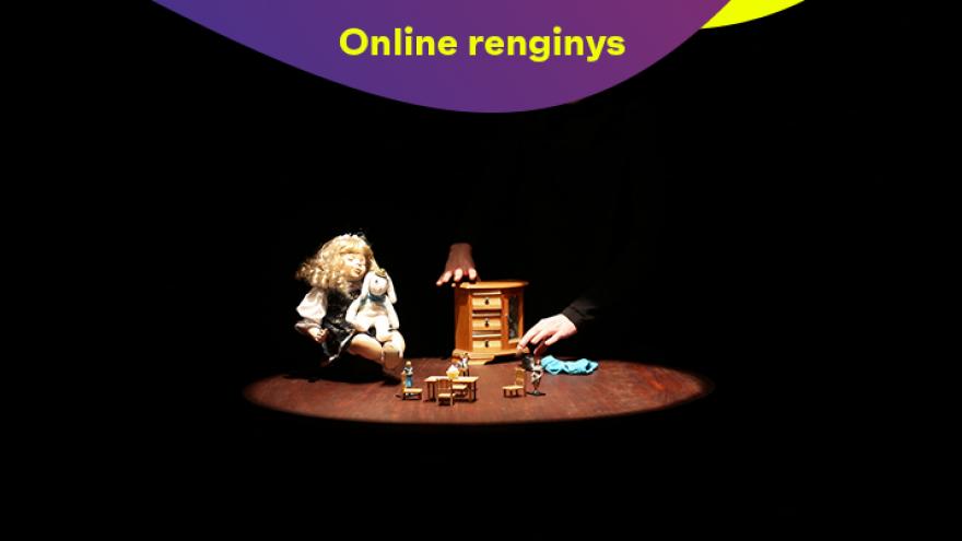 """Online: Lėlių spektaklis """"Nepaprasta Edvardo Tiuleino kelionė"""""""
