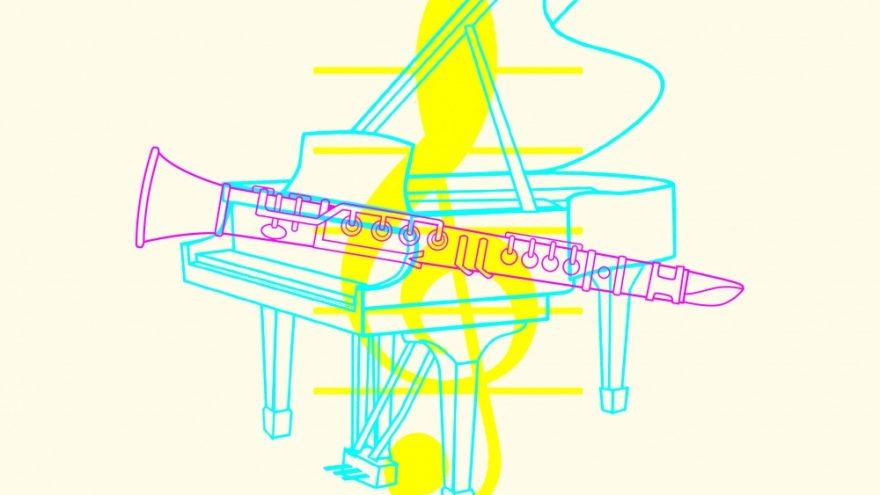 Koncertas Žėrinčios melodijos