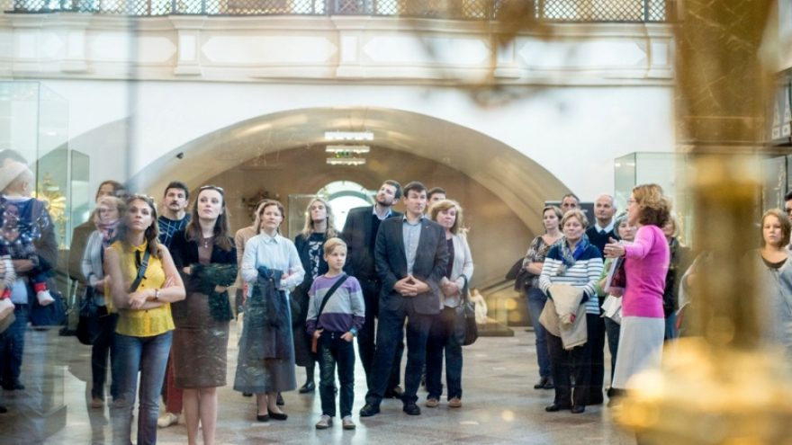 Muziejų naktis Vilniaus katedros lobyne!