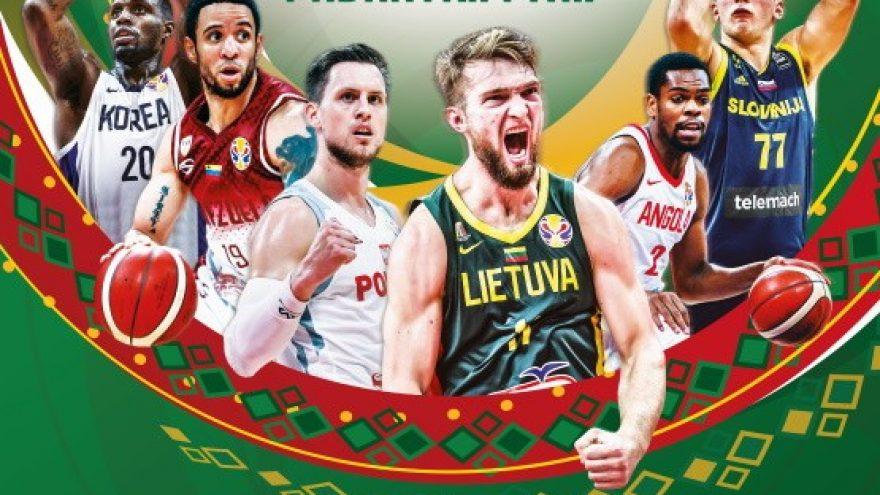 FIBA Olimpinės atrankos turnyras 2020: Angola – Slovėnija ir Venesuela – Pietų Korėja
