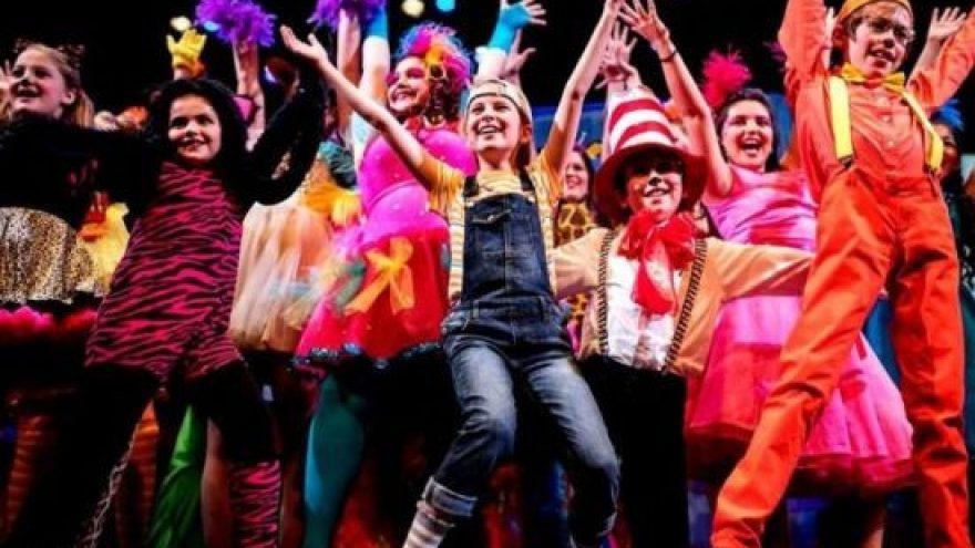 """Stovykla vaikams mylintiems teatrą """"Teatro žvaigždė""""!"""