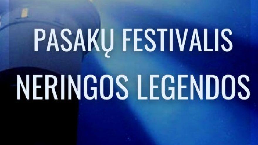 """Pasakų festivalis  """"Legendos apie Neringą"""""""