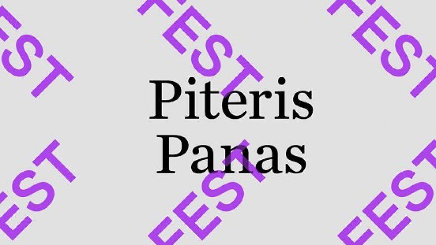 DramaFest | Piteris Panas