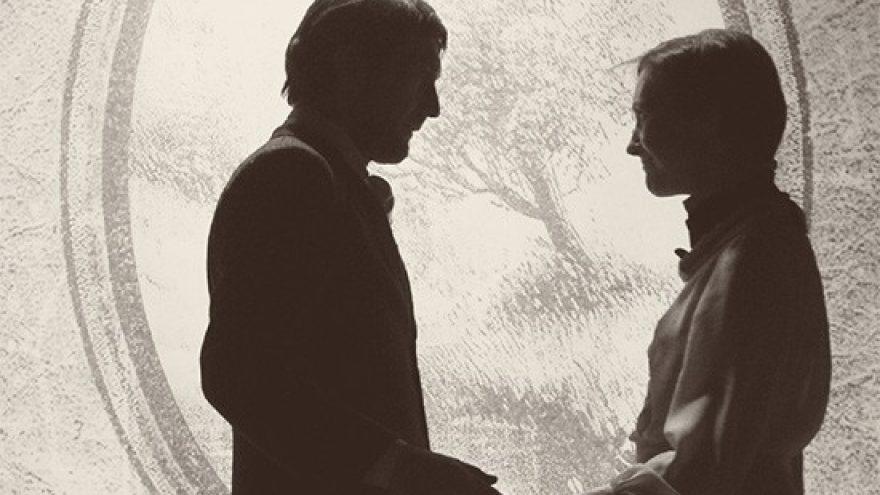"""Birutės Mar spektaklis """"Jis ir Ji"""" pagal J.Biliūno ir jo žmonos laiškus ir kūrybą"""
