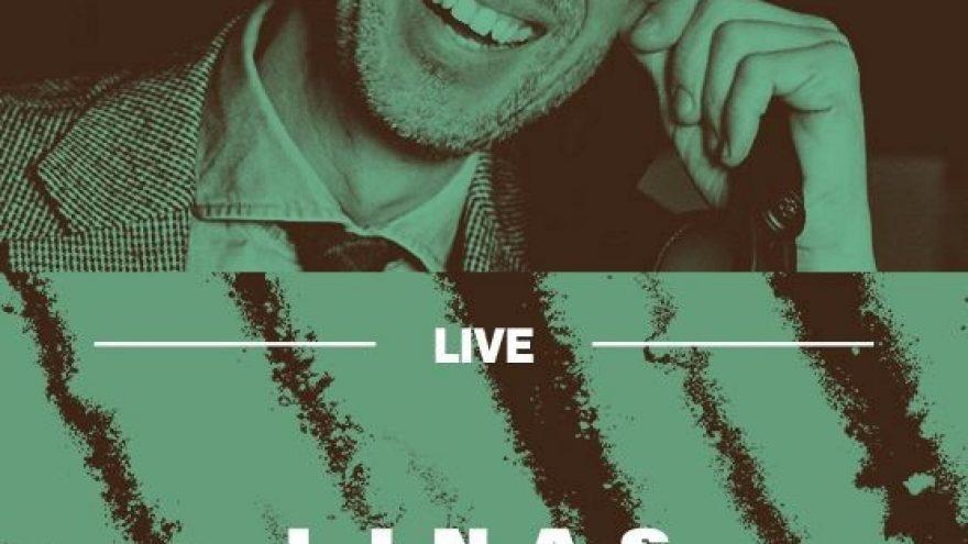 LINAS ADOMAITIS   LIVE