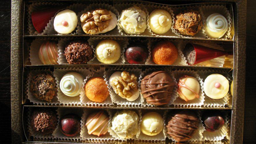 Šokoladinė šventė
