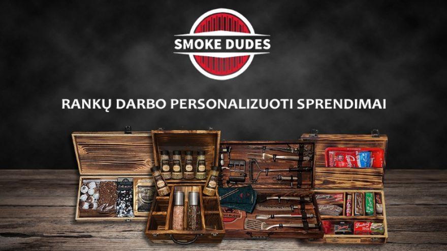 Smoke Dudes dovanų kuponas