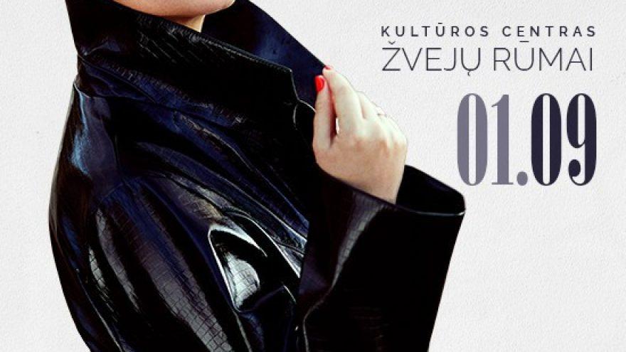 Jazzu – akustinis koncertas   Klaipėda