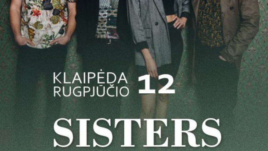 Sisters On Wire | Festivalis Parkas LIVE