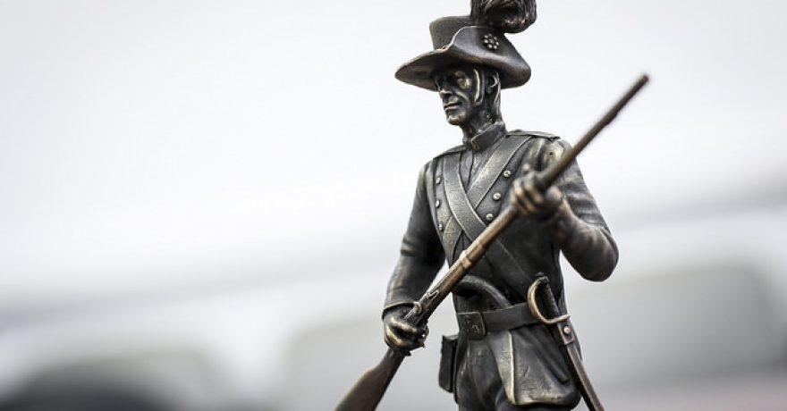 Karo muziejuje bus pristatytos unikalios Lietuvos karių skulptūrėlės