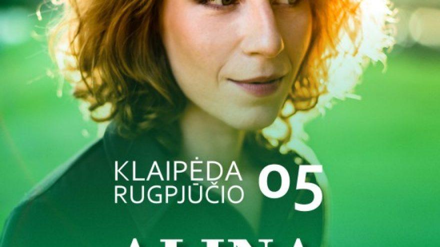 Alina Orlova | Festivalis Parkas LIVE