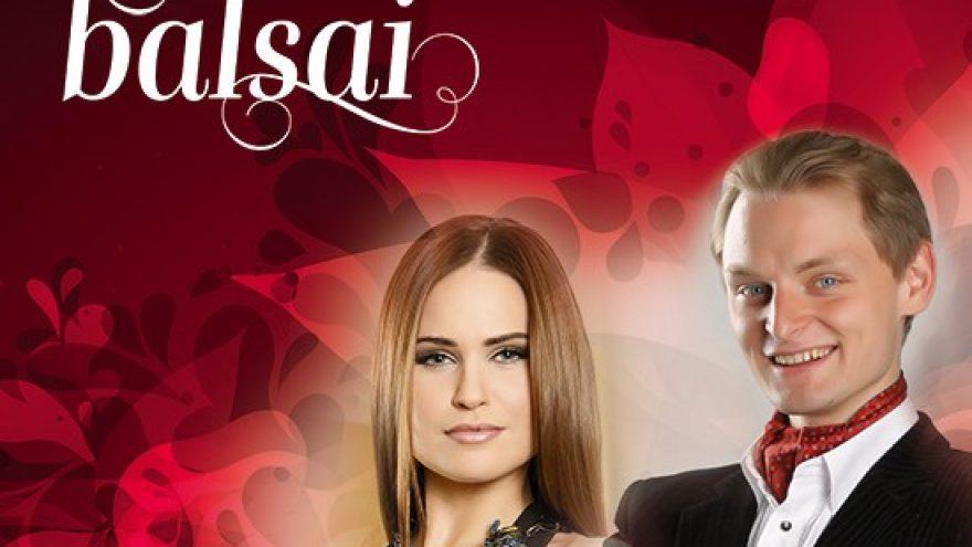 Auksiniai Lietuvos balsai Ona Kolobovaitė ir Liudas Mikalauskas