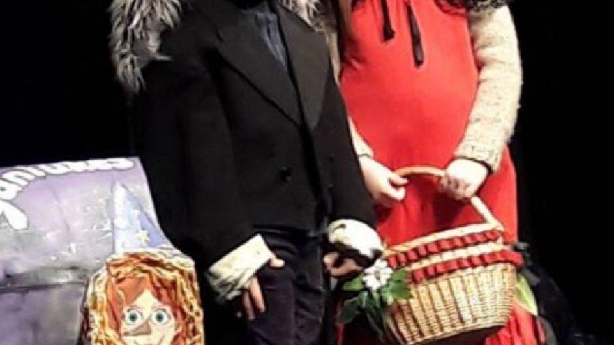 Spektaklis vaikams. Raudonkepurė ir Vilkas prie jūros!
