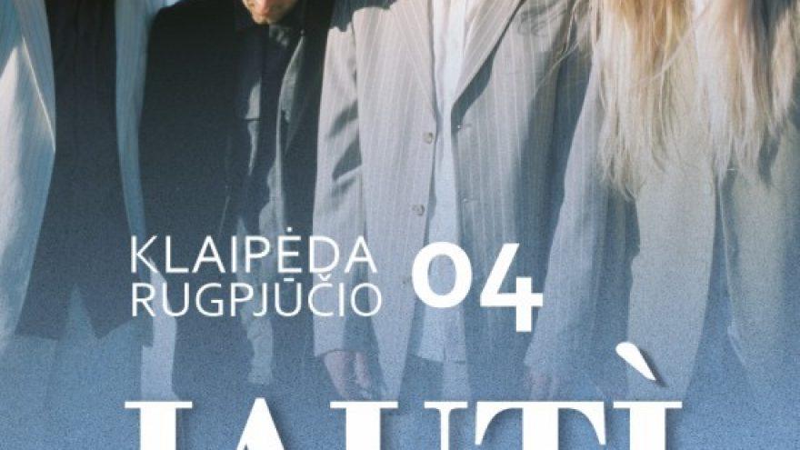 jautì   Festivalis Parkas LIVE