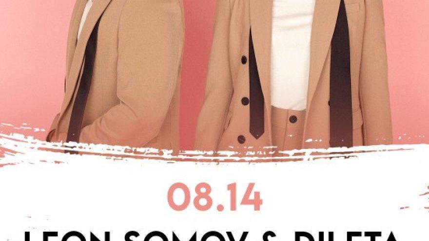 "Leon Somov & Dileta. Albumo ""Find You"" pristatymo koncertas   PALANGA"