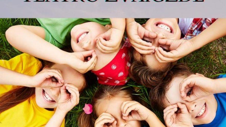 """Stovykla vaikams mylintiems teatrą """"Teatro žvaigždė""""! (vaikams nuo 6 iki 11 m.)"""
