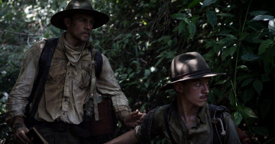 """Filmuodamiesi """"Prarastasis miestas Z"""" R. Pattinsonas ir Ch. Hunnamas nesikalbėjo: tokios buvo taisyklės"""