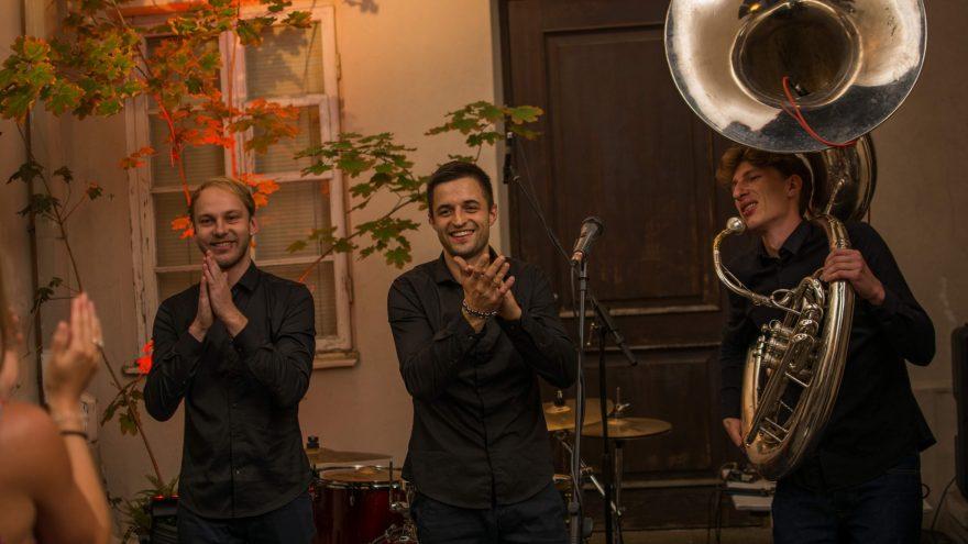 Džiazo vakaras su Trimbao   AP galerija