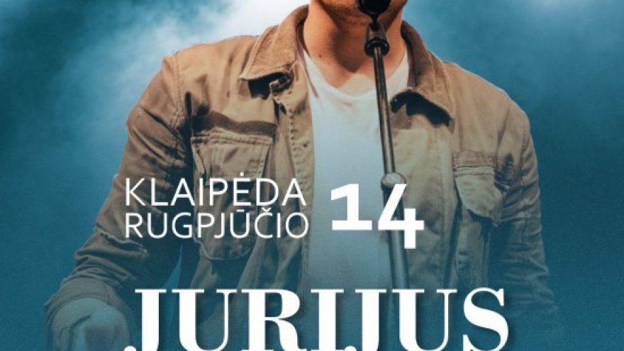 Jurijus | Festivalis Parkas LIVE