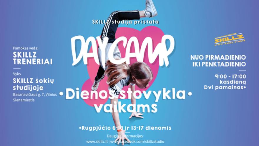 SKILLZ DAY CAMP