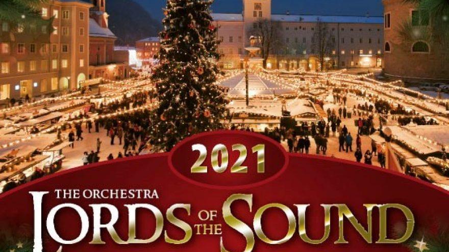 """(Perkeltas) (Klaipėda) LORDS OF THE SOUND su Kalėdinė programa """"Grand Christmas"""""""