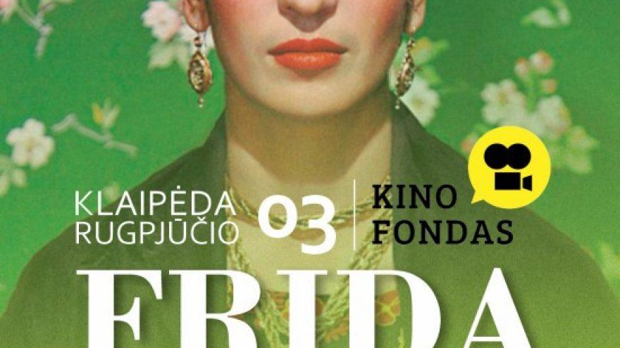 Kino fondas pristato: Frida. Viva la Vida   Festivalis Parkas LIVE