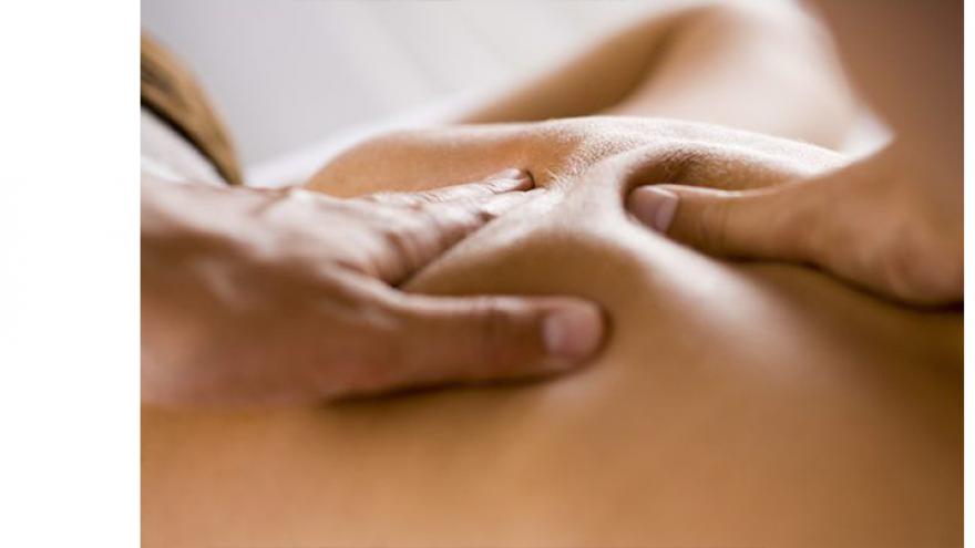 Gydomasis Medaus nugaros masažas