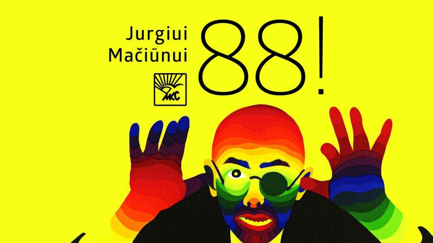 Kviečiame į 88-ąjį Jurgio Mačiūno gimtadienį!
