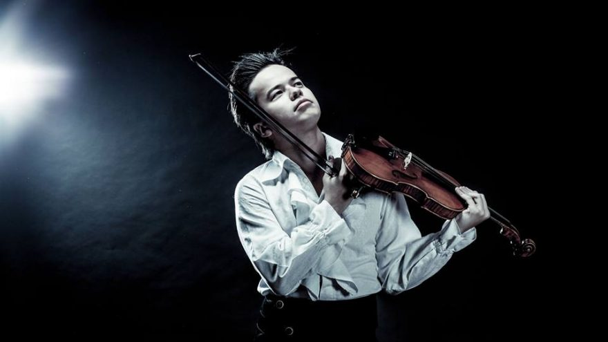 Koncertas su smuiko virtuozu Roman Kim