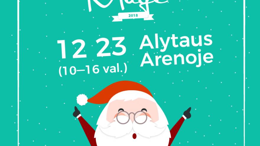 Didžioji kalėdinė Alytaus mugė