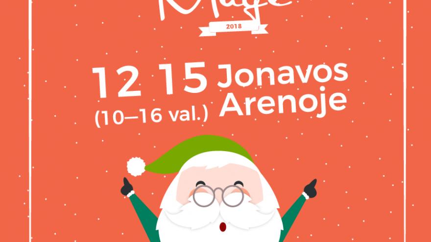 Didžioji kalėdinė Jonavos mugė