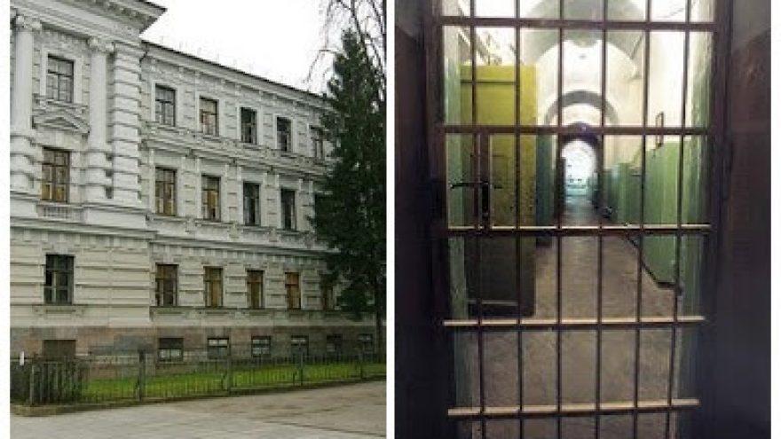 Ekskursija po Buvusi KGB vidaus kalėjimą