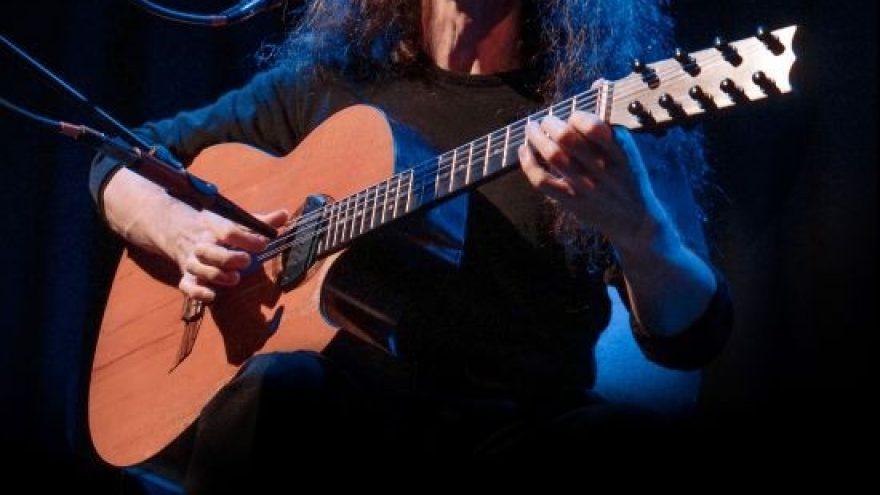 Bliuzo ir roko legenda, genialusis gitaristas Jurijus Naumovas (New York, USA)