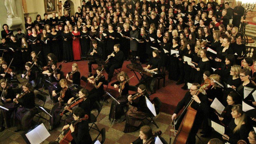 """W. A. Mozart """"Requiem"""" – """"Klasika visiems 2017"""""""