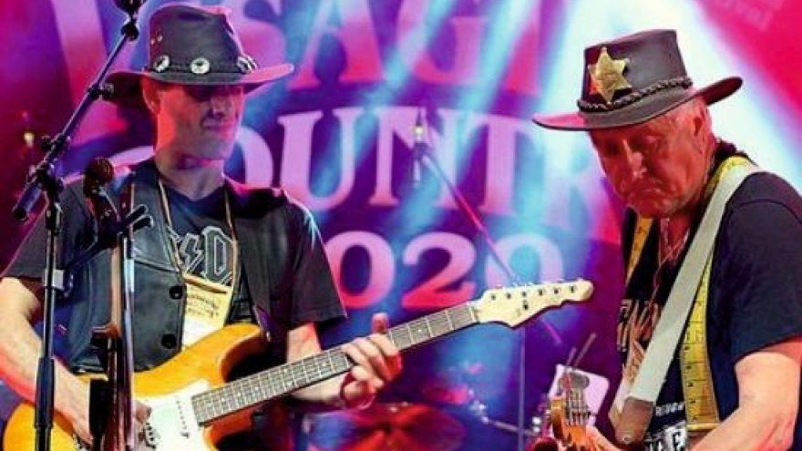"""Tarptautinis muzikos festivalis """"Visagino country 2021"""""""