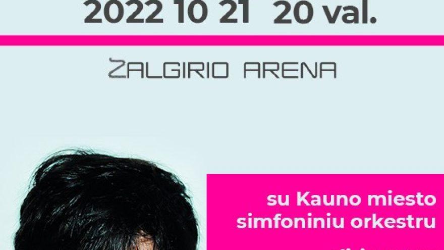 (Perkeltas) Asmik Grigorian koncertas