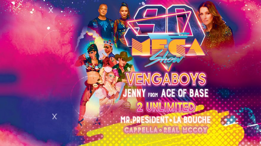90's MEGA Show