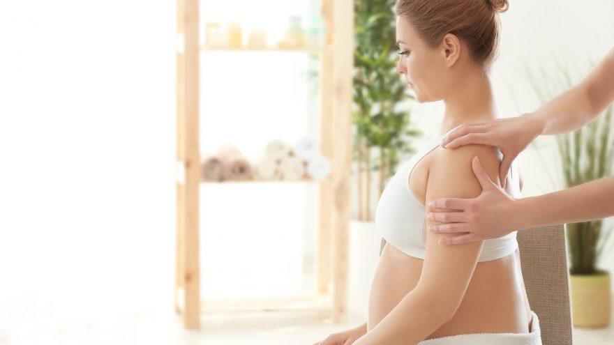 Nėščiujų masažas