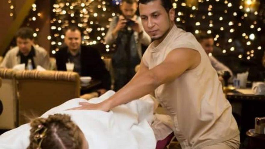 Tradicinio Egipietiško masažo mokymai